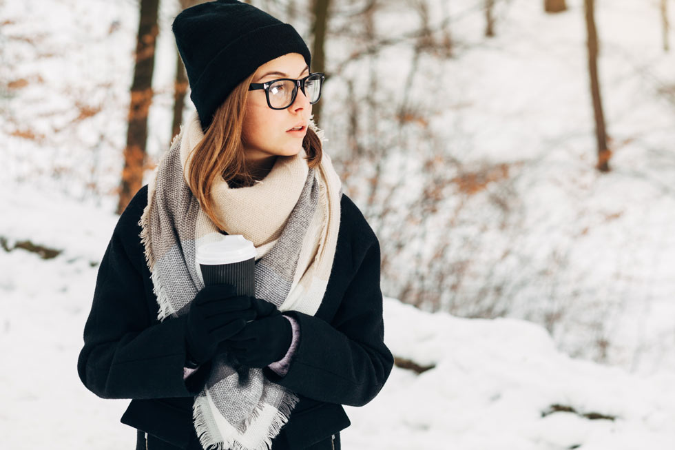 Cold Weather Eyecare – How Winter Affects Your Eyes